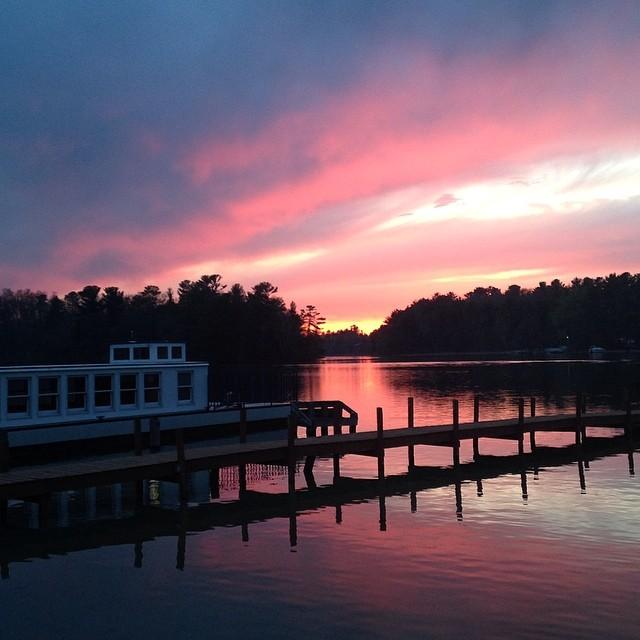 sunset-on-lake-wisconsin