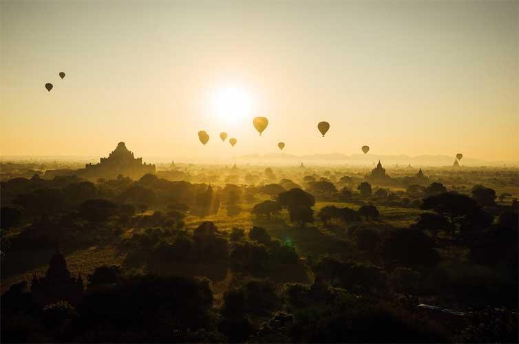 bagan-myanmar-sunrise