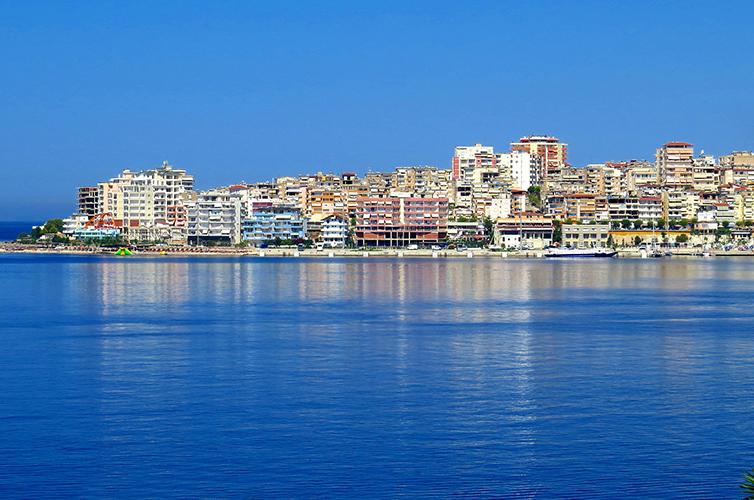 Albania-Europe-Water-City