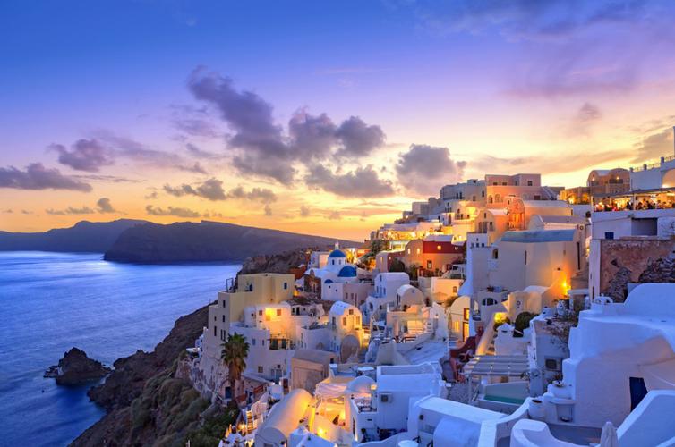 StudentUniverse Greek Tour
