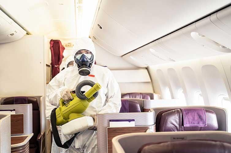 sanitizing-plane